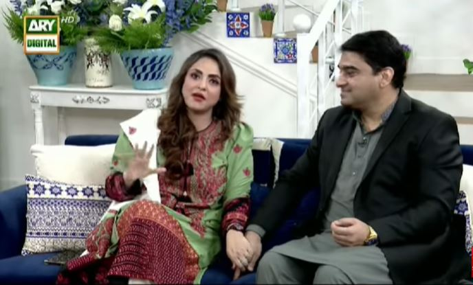 Here's What Nadia Khan Wishes For Her Daughter
