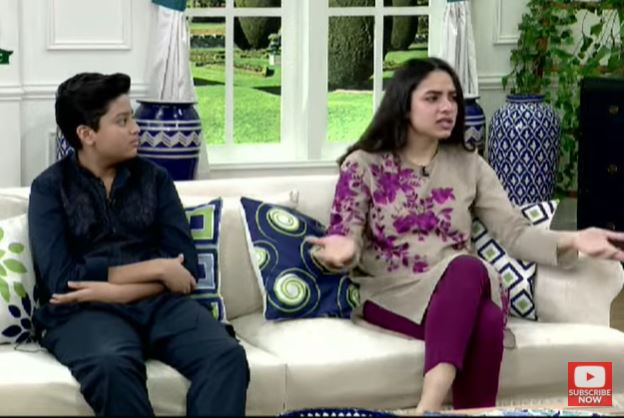 Changes Nadia Khan's Family Experienced After Her Marriage