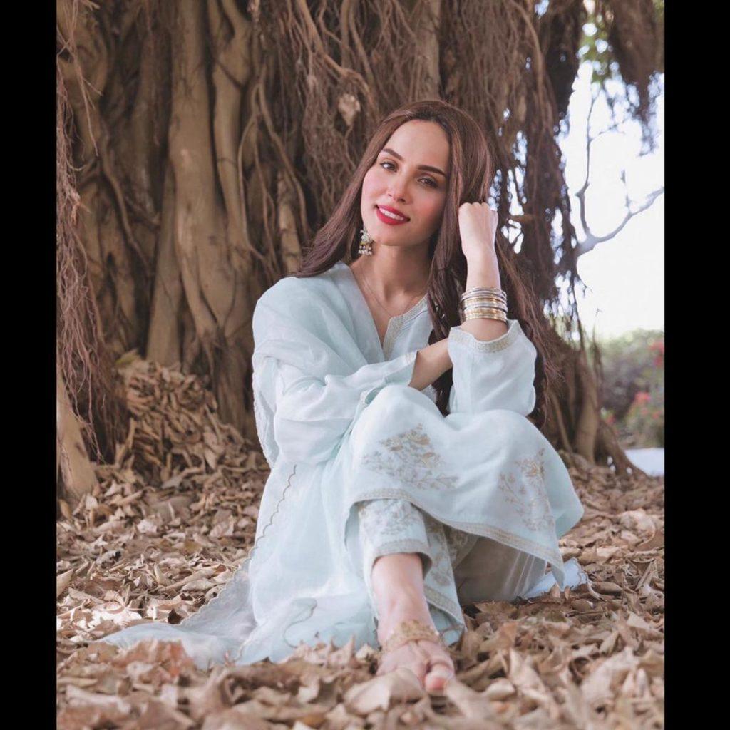Nausheen Shah Reveals Startling Details About Nimra Khan's Ex Husband