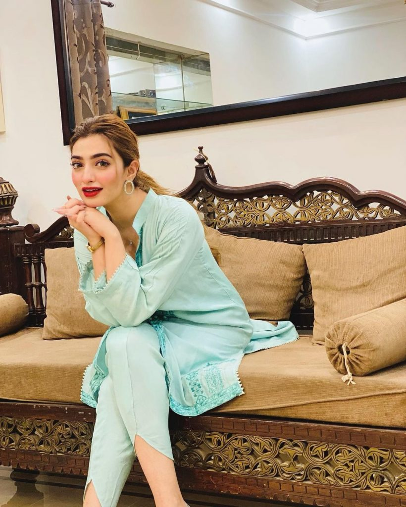 Nawal Saeed Beautiful Clicks In Different Looks