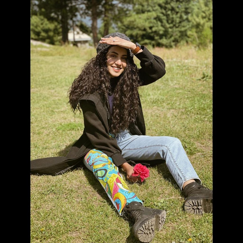 More Enchanting Pictures Of Nimra Khan From Her Recent Trip