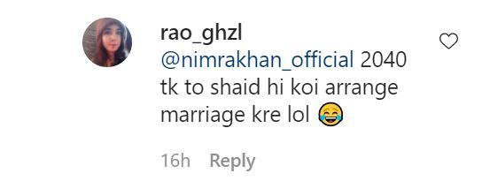 Nimra Khan All Set To Build A Long Term Relation With Saniya Shamshad