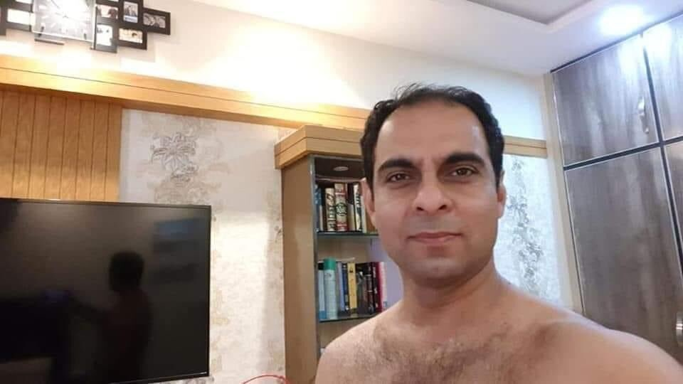 Qasim Ali Shah Breaks Silence On His Leaked Pictures