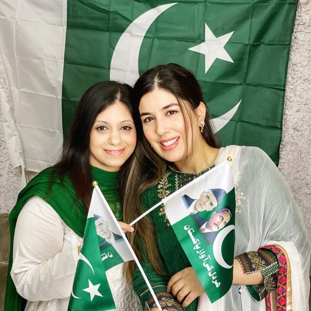 Beautiful Pictures Of Rahim Pardesi And Family Celebrating Independence Day