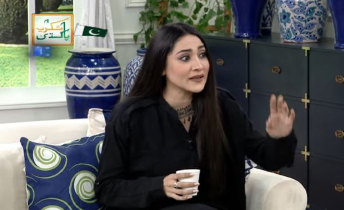 Sana Askari Shares An Unusual Passion Of Her Mother-In-Law
