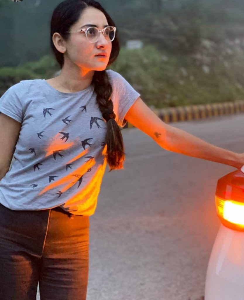 Sana Askari Shares Pictures From Her Vacations