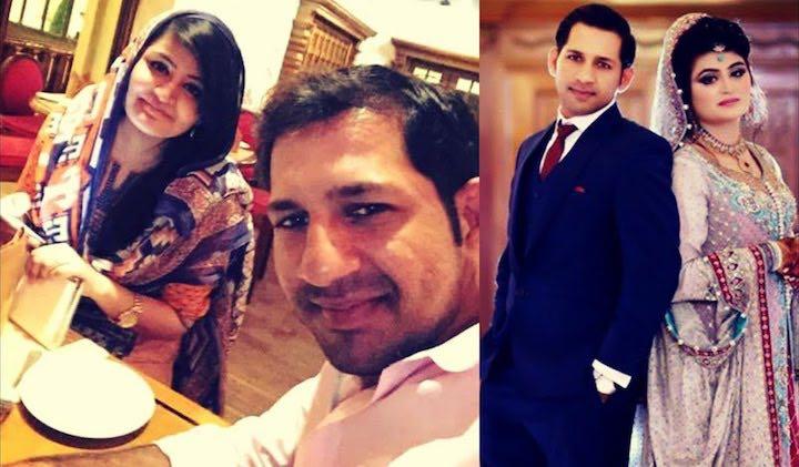 Fans Love Sarfaraz Ahmed's Video Helping Wife In Kitchen