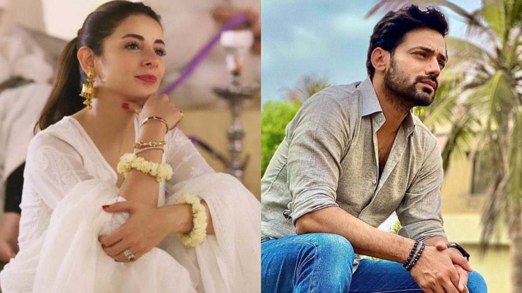 Sarwat Gillani & Zahid Ahmed Pairing Up For a Web Series - Details