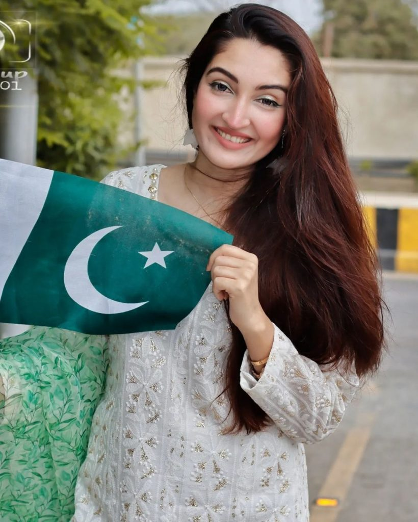 Shafaat Ali And Family Celebrates Independence Day