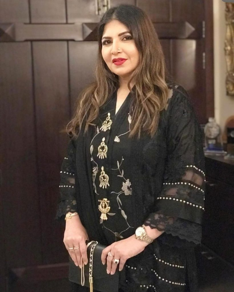 Enchanting Pictures Of Shagufta Ejaz's Elder Daughter Anya Ali