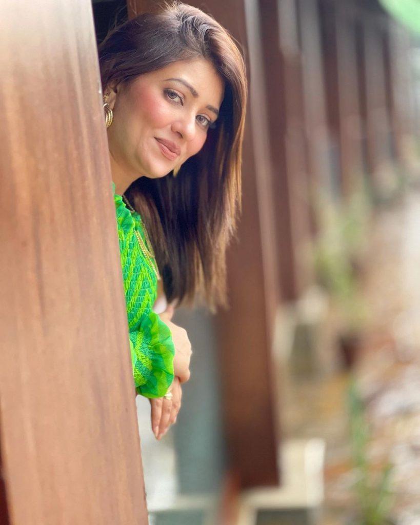 Journalist Summaiya Rizwan Enjoying Her Vacations In Swat