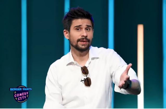 Host Tabish Hashmi Opens Up About His Personal Life
