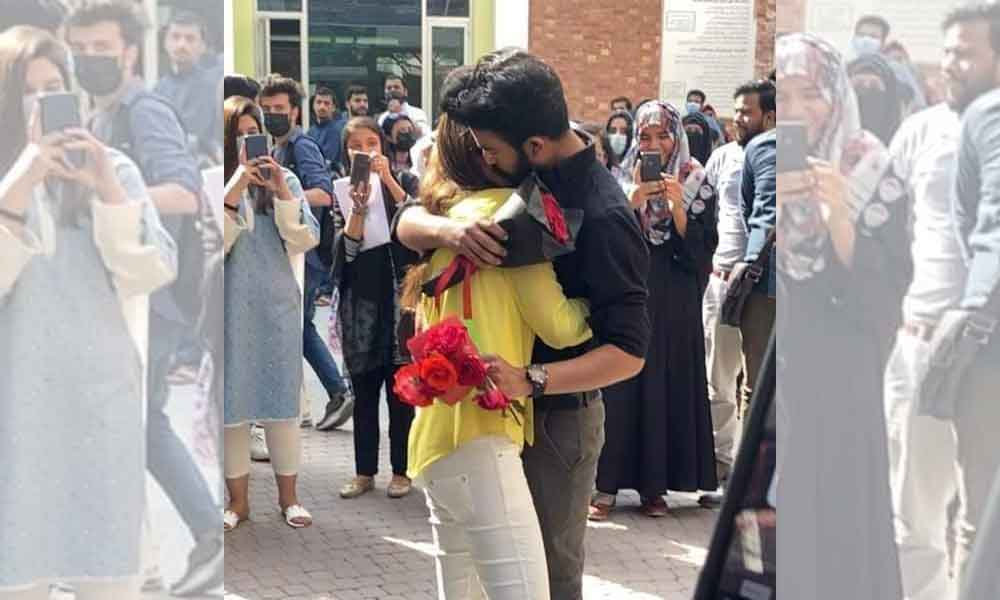 Viral Girl From University Proposal Video Speaks Up