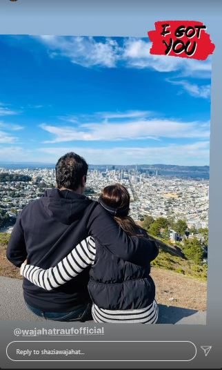 Amazing Clicks Of Wajahat Rauf And Family From Their Recent Trip To San Francisco