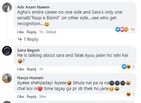 Aagha Ali's Recent Statement Raises Eyebrows