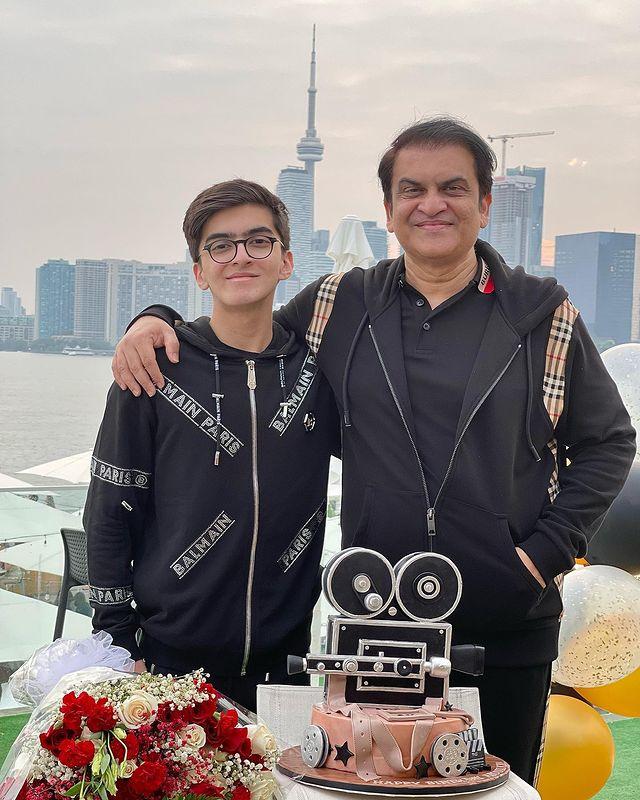 Inside Abdullah Kadwani's Surprise Birthday Party In Canada
