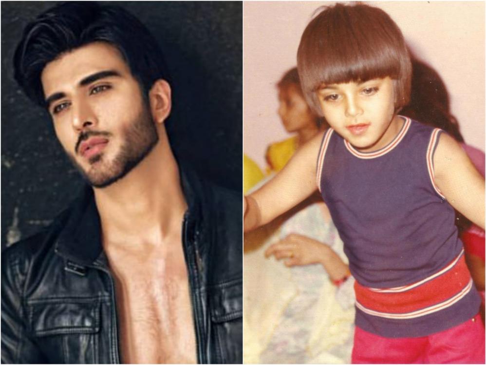 Adorable Childhood Pictures Of Popular Pakistani Actors