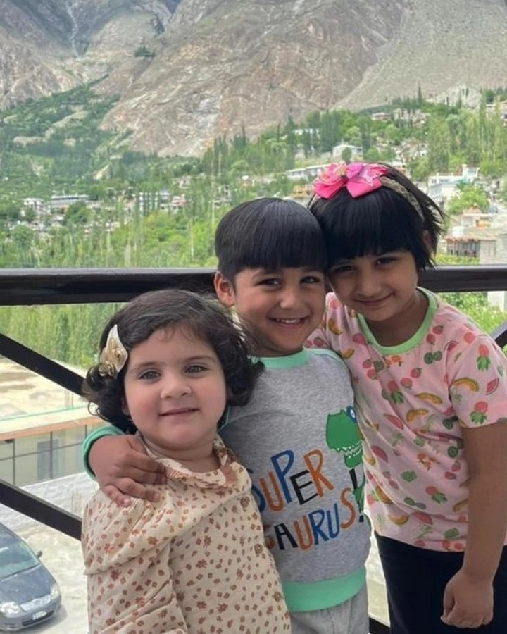 Aiman Khan And Muneeb Butt Bewitching Pictures From Vacations