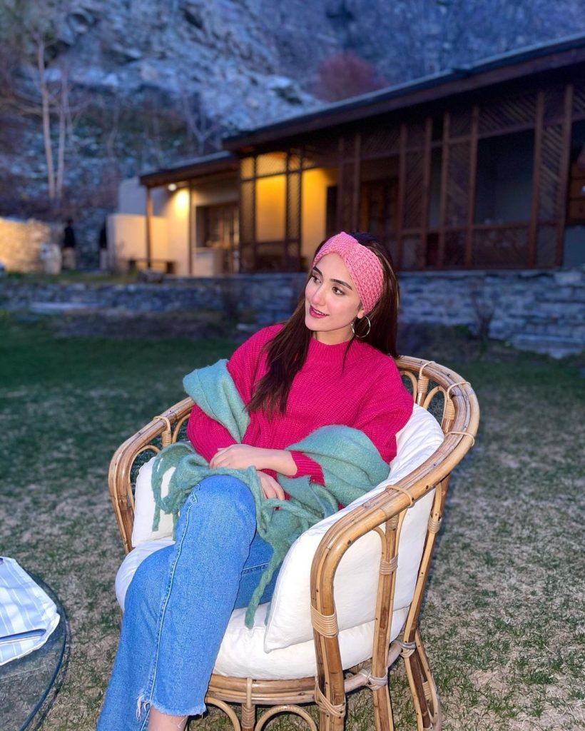 Aiza Awan Talks About The Pressure of Changing Name Because Of Ayeza Khan