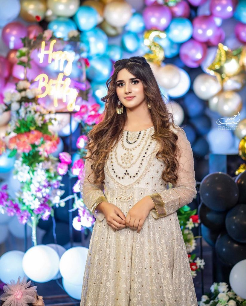 Jannat & Alishbah Celebrate Sister Sehar's Baat Pakki