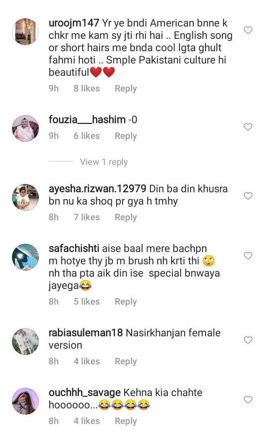 Netizens React To Alizeh Shah's Take On Singing