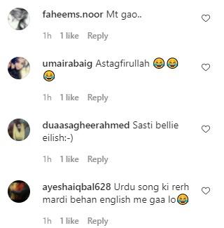 "Alizeh Shah's Video Singing ""O Re Piya"" Received Immense Backlash"