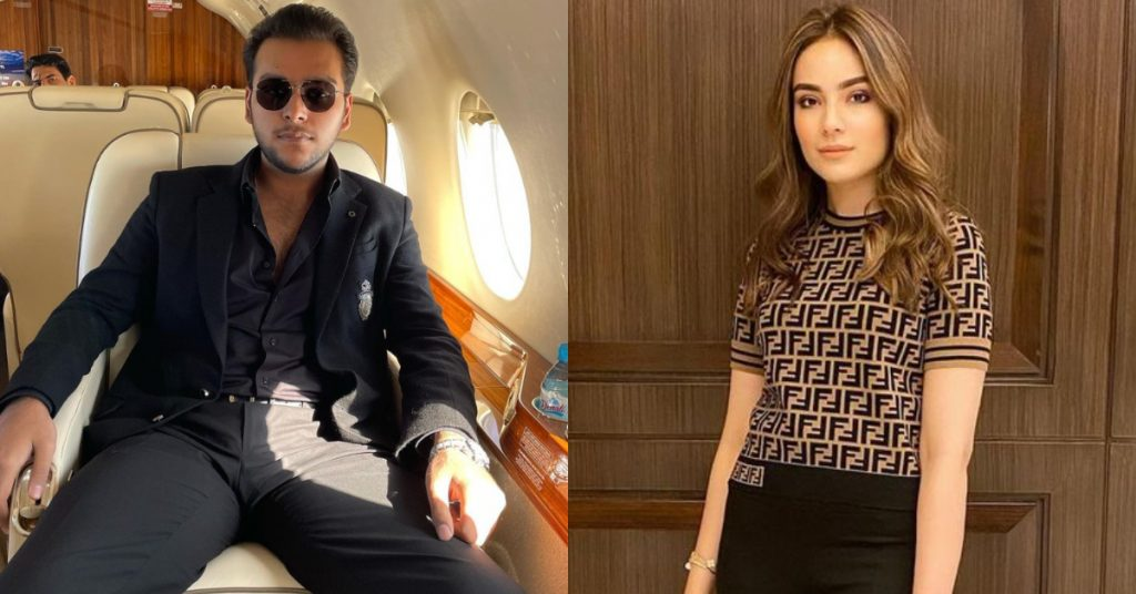 Alyzeh Gabol Openly Declared Relationship With Zoraiz Malik