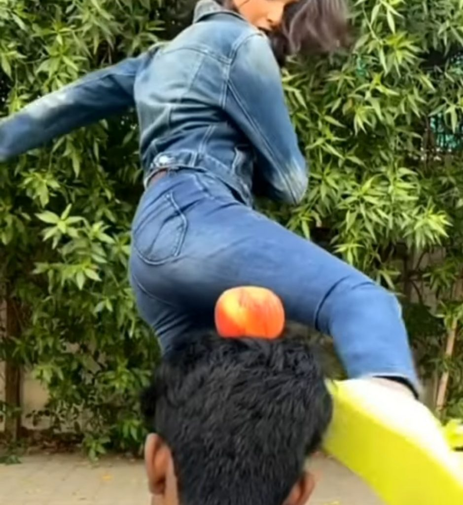 Public Criticism On Amna Ilyas's Kickoff Challenge Gone Wrong