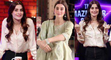 Amna Malik Talks About Her Marriage In Teenage