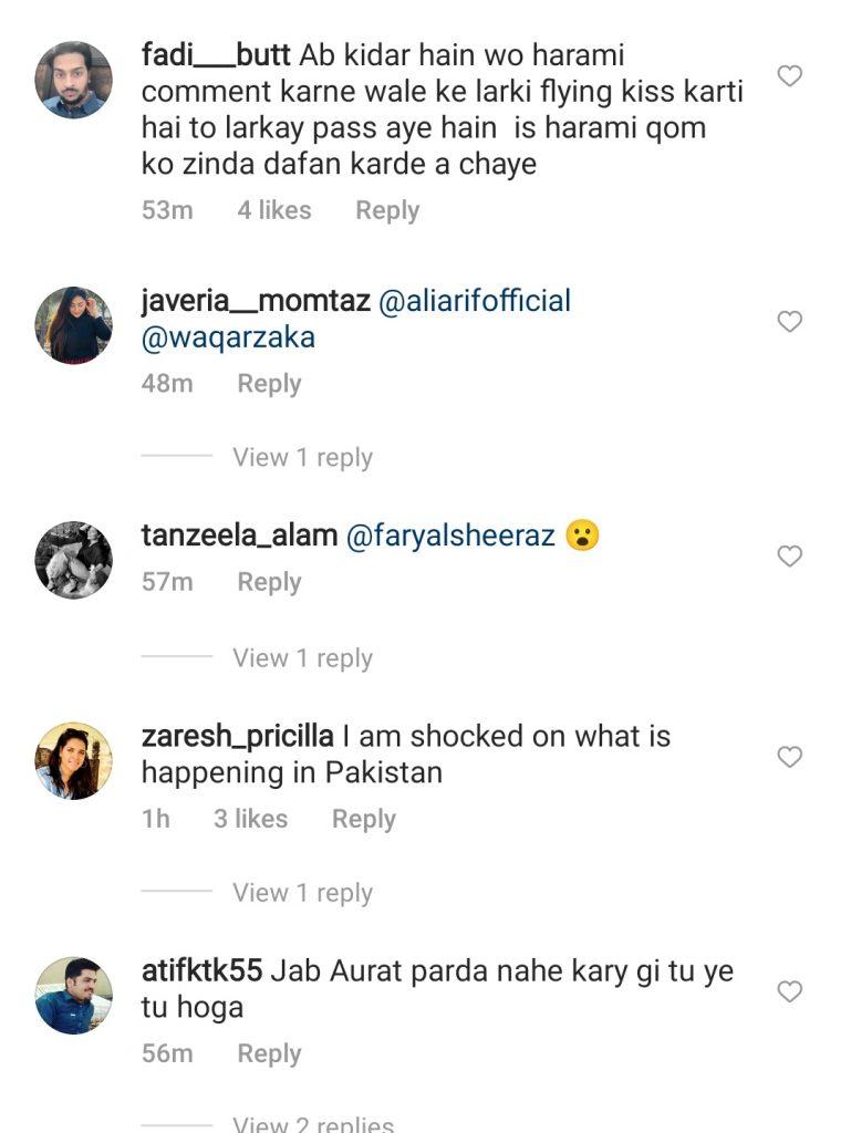 Another Incident Similar To Minar e Pakistan Incident - Video