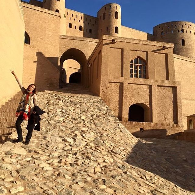 Anoushey Ashraf Shared Throwback Pictures From Her Trip To Afghanistan