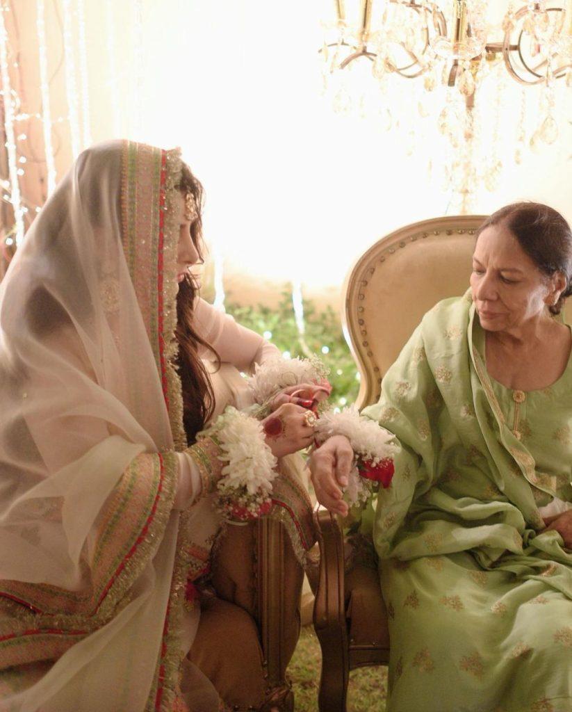 Areeba Habib Got Engaged- Pictures From Her Baat Pakki