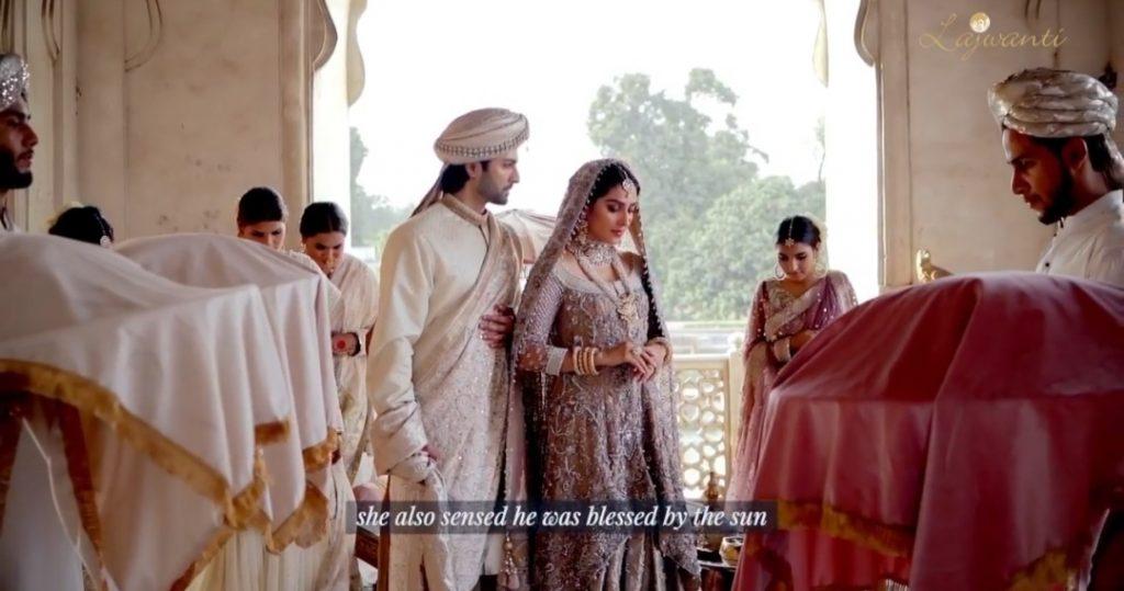 Lajwanti Fashion Film Featuring Ayeza Khan And Danish Taimoor