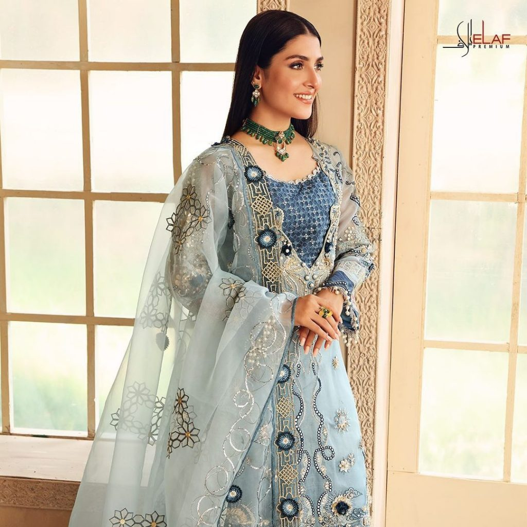 Ayeza Khan Is Looking Gorgeous In Recent Photoshoot