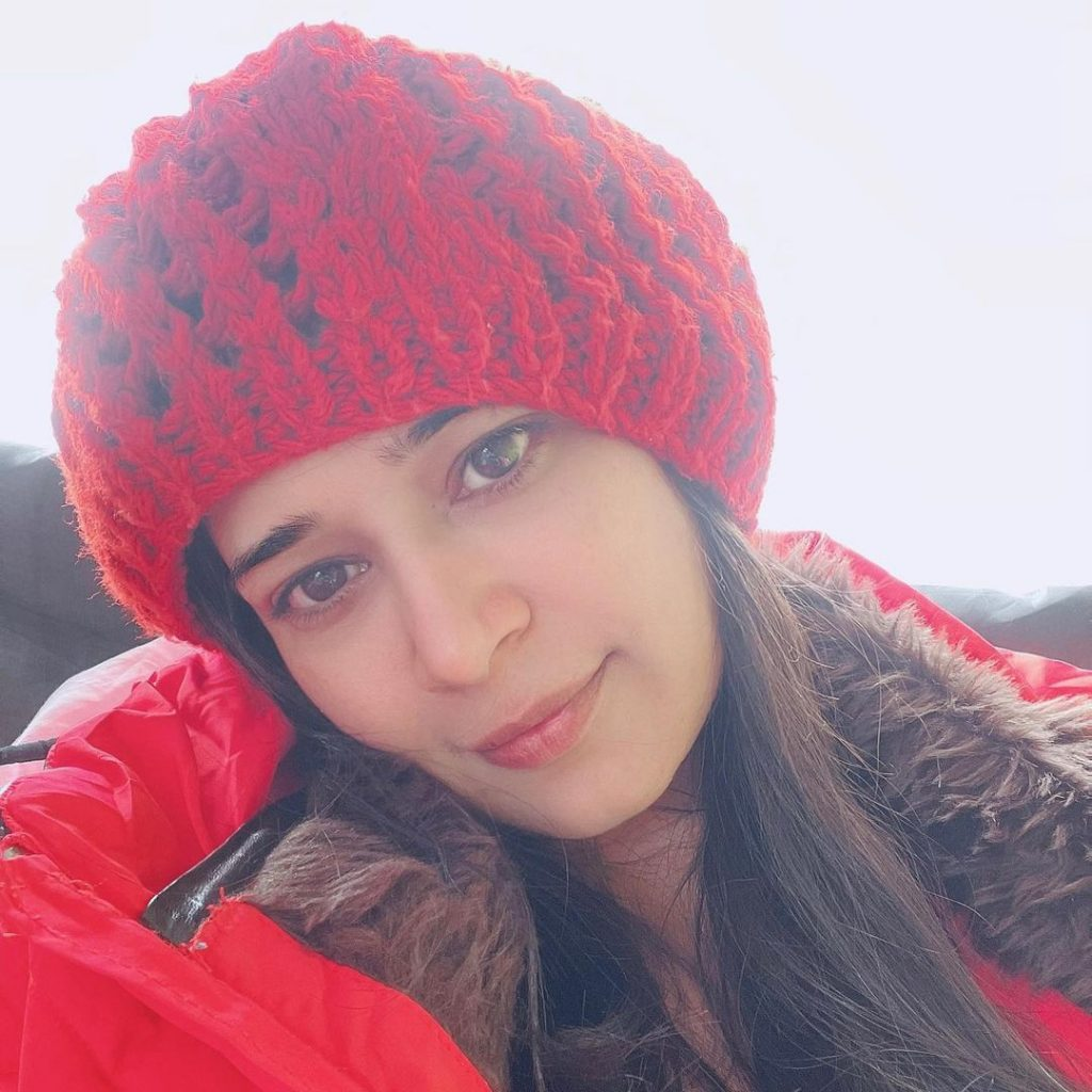 Faiza Gillani Beautiful Pictures From Family Vacations