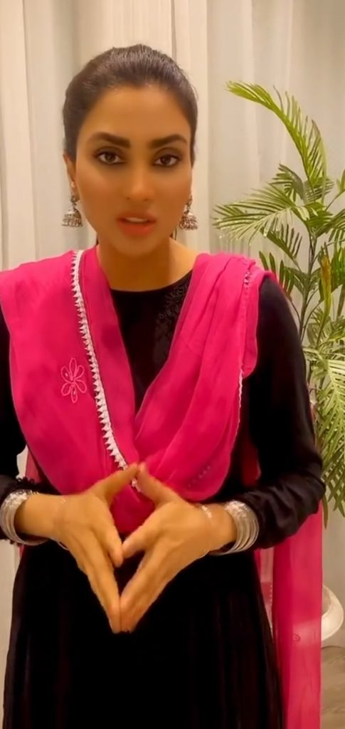 Fiza Ali Responded To Marriage Rumors