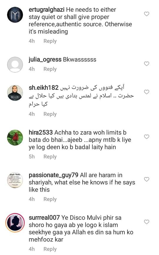 Public Responds To Hamza Ali Abbasi's Recent Statement About Islam