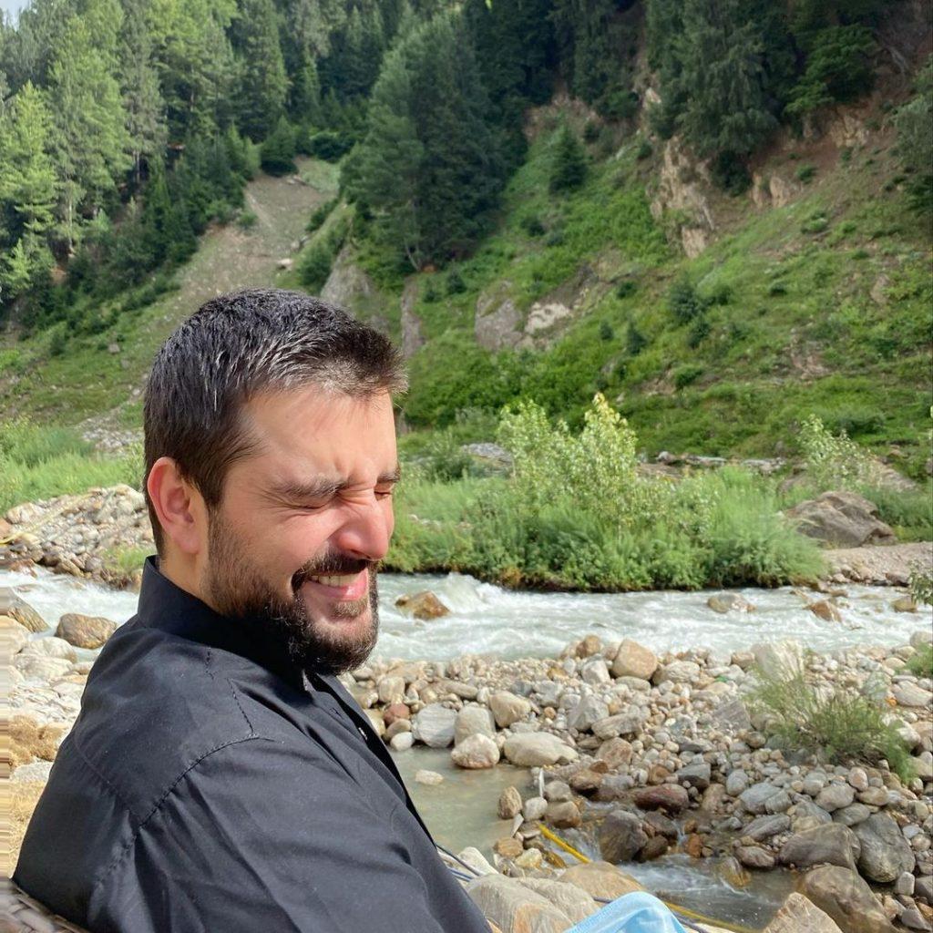 Hamza Ali Abbasi And Naimal Khawar Enjoying Vacations In Northern Pakistan
