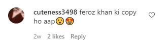 Netizens Believes That Haroon Kadwani Is Feroze Khan's Look Alike