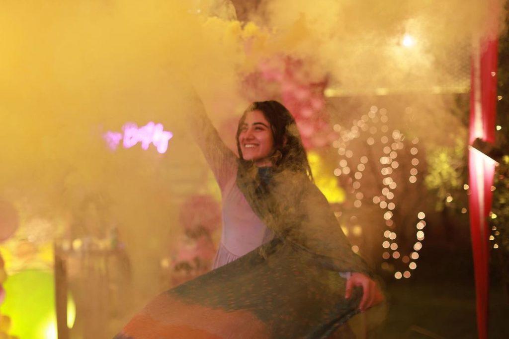 Hina Afridi Pictures From Maya Ali's Birthday Bash