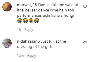 Hira Mani's Latest Dance Rehearsal Video Is Bringing In A Lot Of Criticism