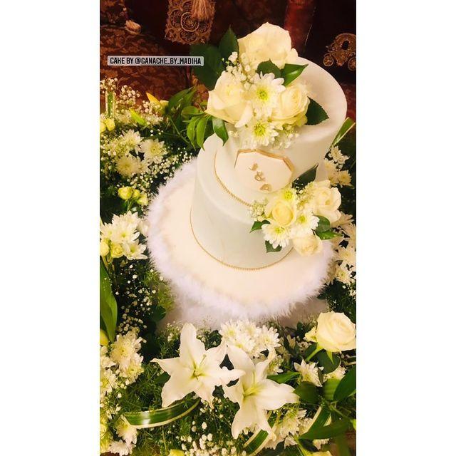 Inside Junaid Safdar's Lavish Nikkah Ceremony-HD Pictures