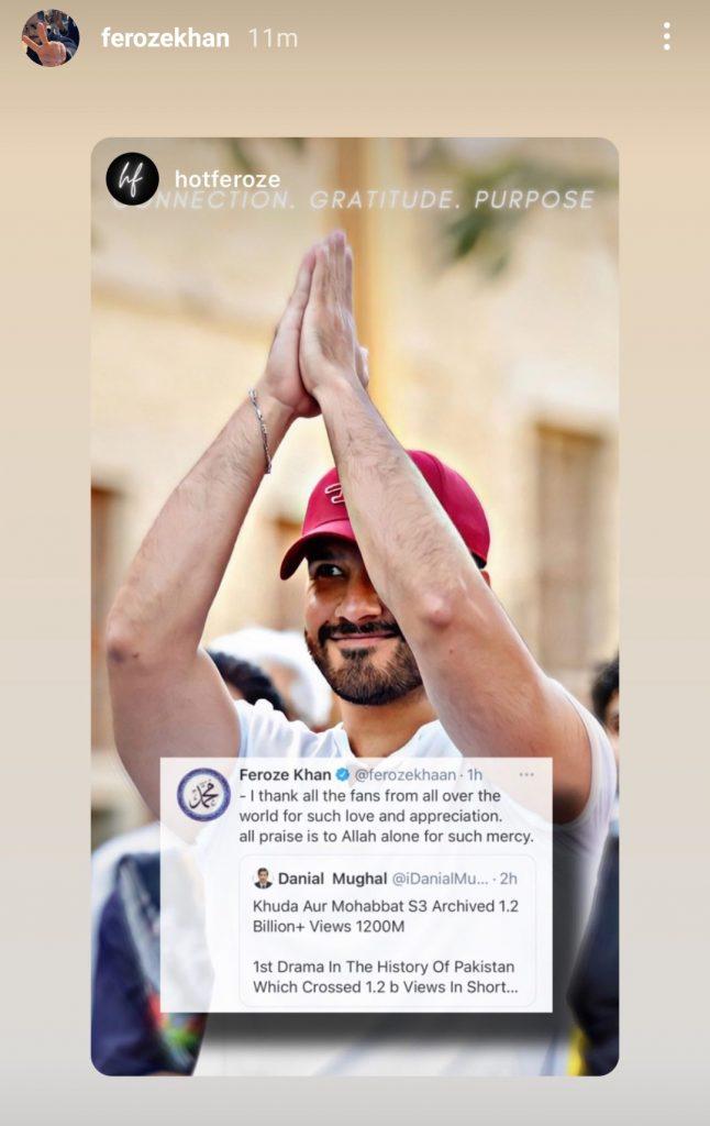 Khuda Aur Mohabbat 3 Views Set Record - Public Opinion