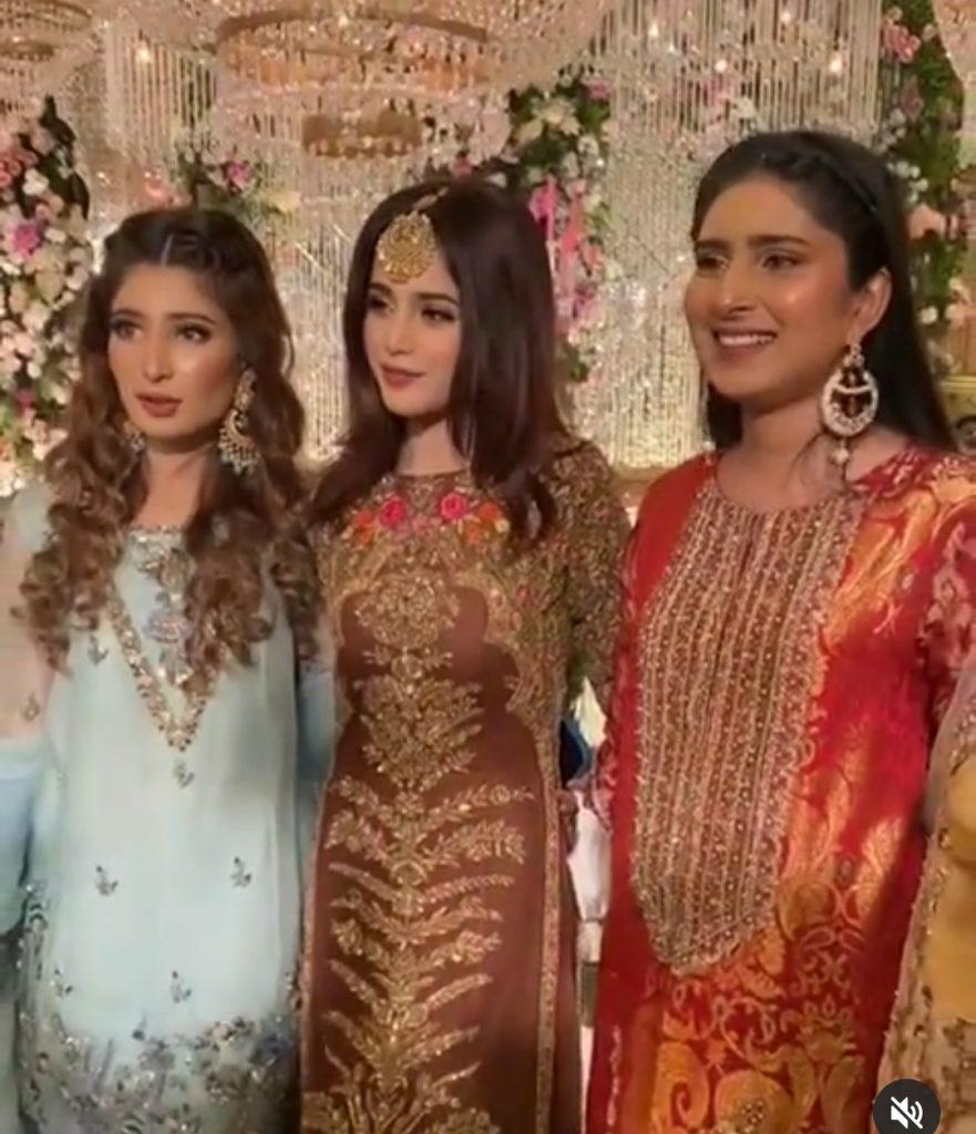 Komal Baig Wedding Pictures