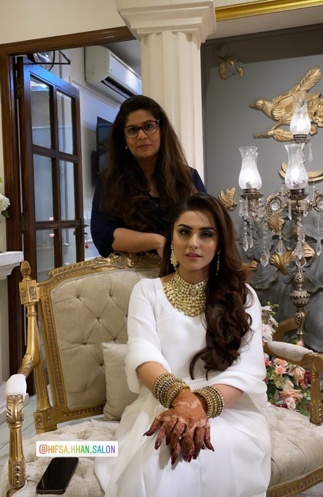 Newly Wed Komal Baig Beautiful Pictures