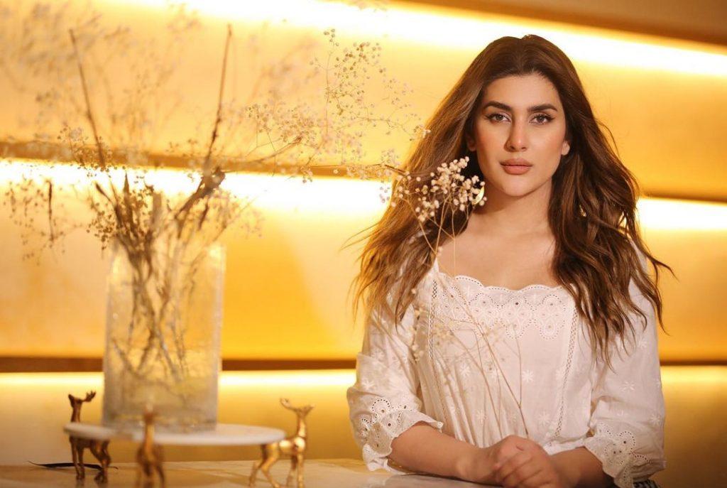 Kubra Khan's Take On Celebrity Protocol - Public Reaction