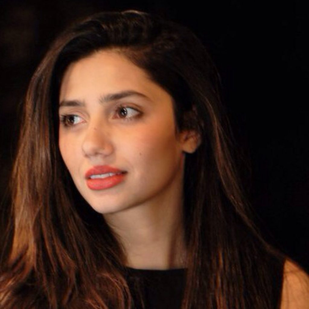 Is Mahira Khan Gearing Up For An ISPR Project