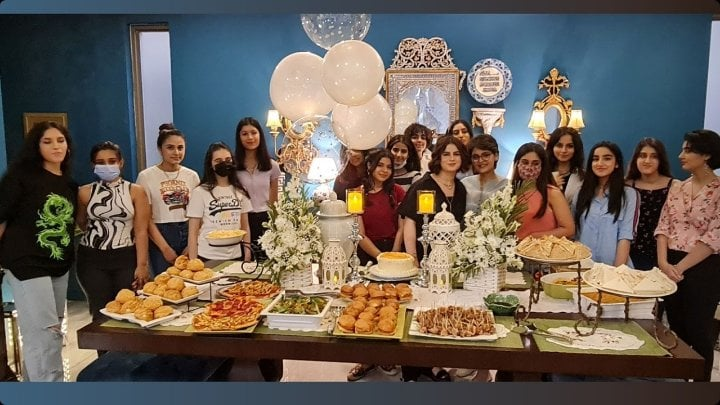 Maria B Celebrated Her Daughter's 17th Birthday