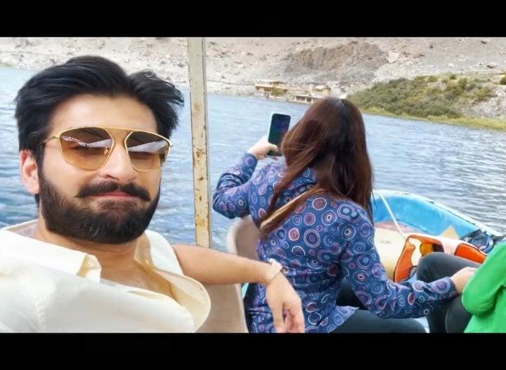 Muneeb Butt Exploring Gilgit Baltistan With Family-Latest Vlog