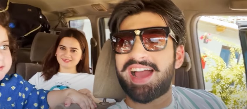 Muneeb Butt's Latest Vlog Is All About His Trip To Gilgit-Baltistan